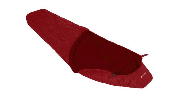 VAUDE Sioux 100 Syn Sovepose rød